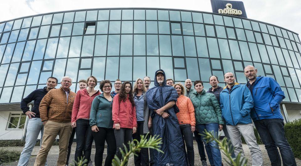 Nomad Breda Kooijmans familiebedrijf outdoormerk