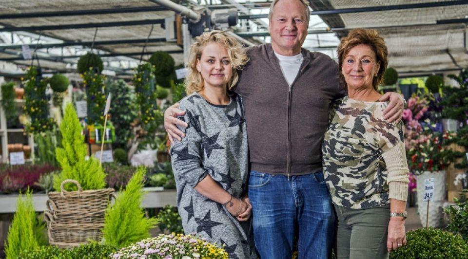 Ondernemersprijs Capelle bloemenplantage