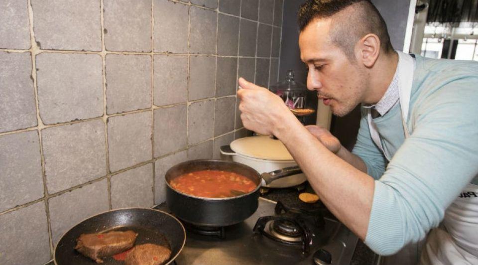 Patrick Cuevas masterchef koken helmond