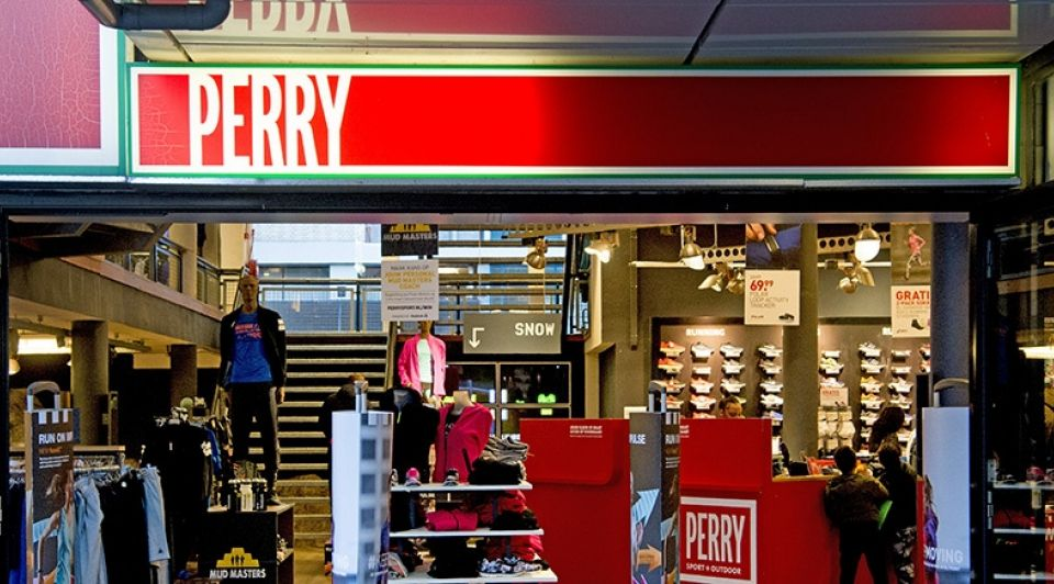 Perry Shop in shop