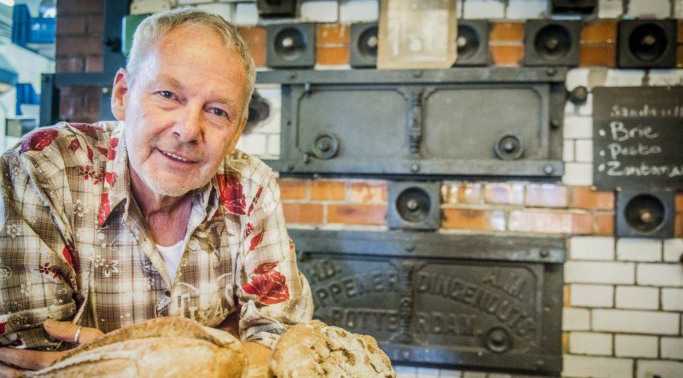 Piet Hekker bakkerswinkel