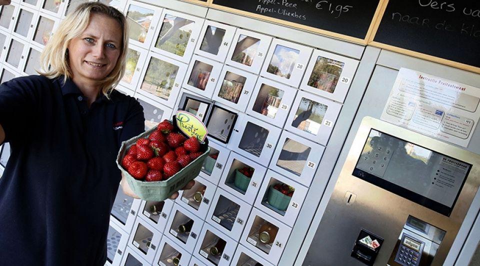 Pin Fruitautomaat