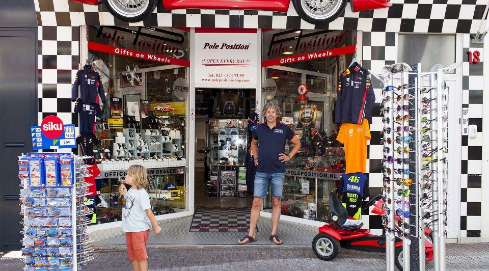 Pole Position Zandvoort Formule1 ondernemers