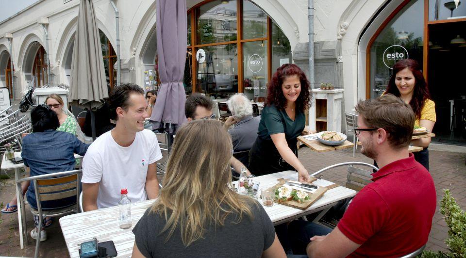 Restaurant Esto to Festo Rotterdam