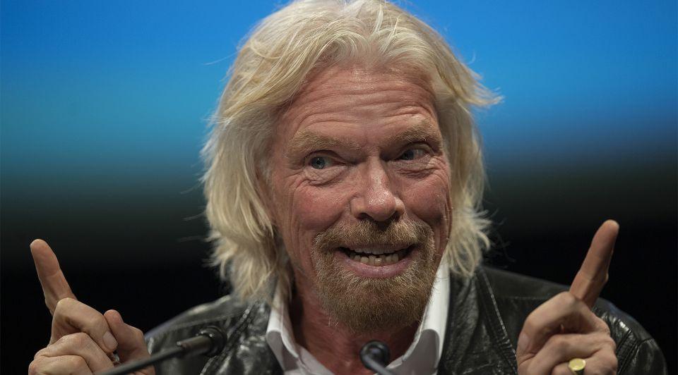 Richard Branson klimaat opwarming advies