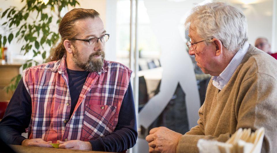 Rick Manuel en wim kuiper Emiel Muijderman