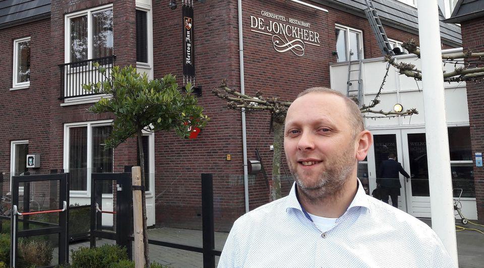 Ronny Jonckheere Grenshotel De Jonckheer