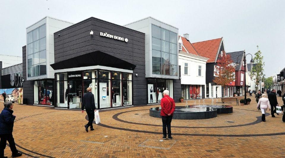 Rosada Roosendaal winkelcomplex