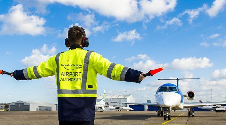 Rotterdam Airport 1065