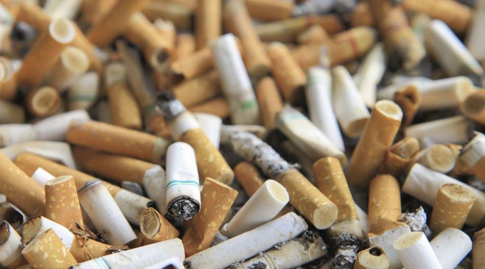 Sigaretten Thinkstock