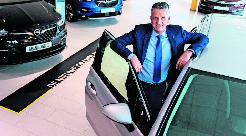 Simko Crum directeur Broekhuis Opel Arnhem