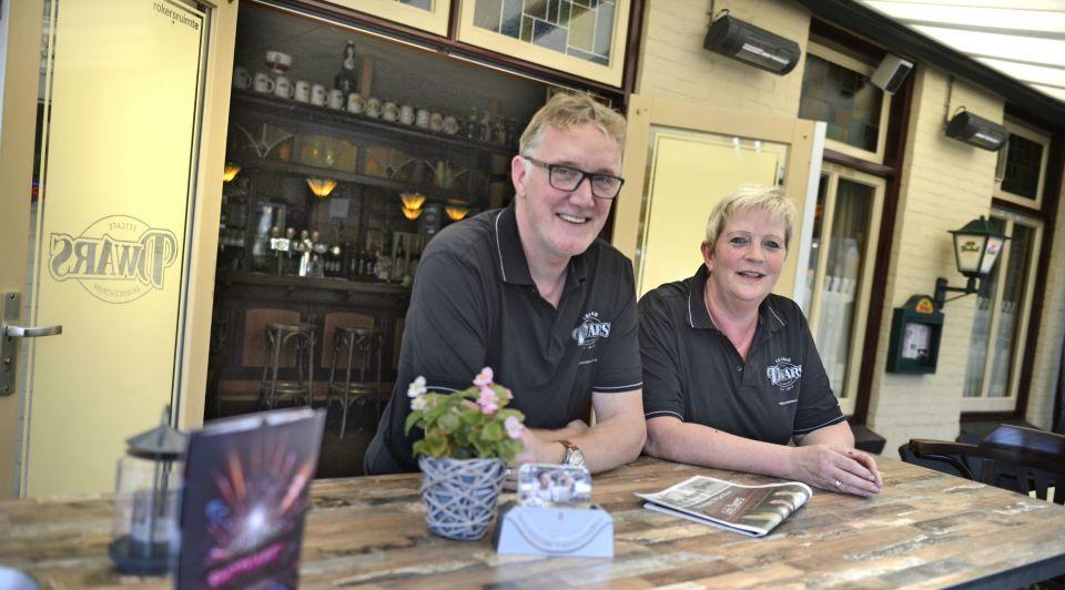 Sint Isidorushoeve Cafe Dwars 100 jaar