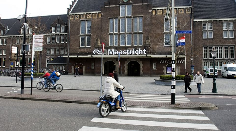 Station Maastricht 1065