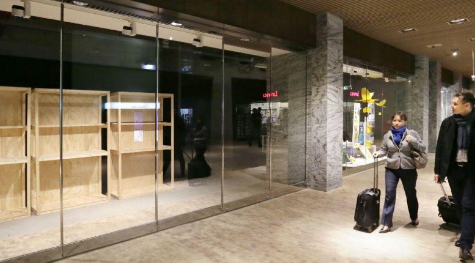 Stationswinkels Breda