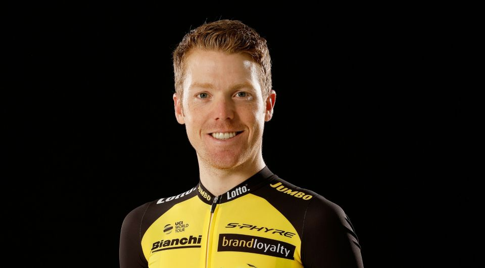 Steven Kruijswijk Vuelta Lotto Jumbo prijzengeld