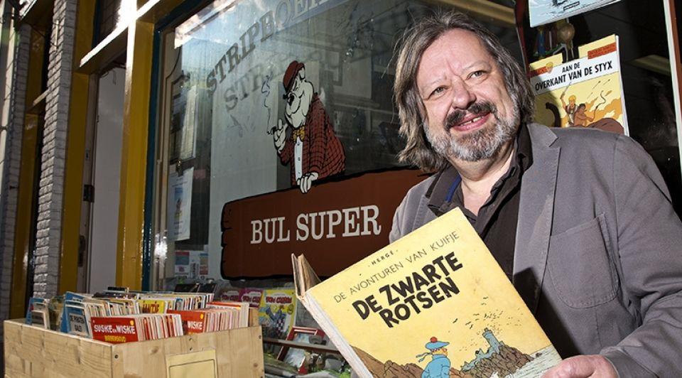 Stripboekhandel bul Super