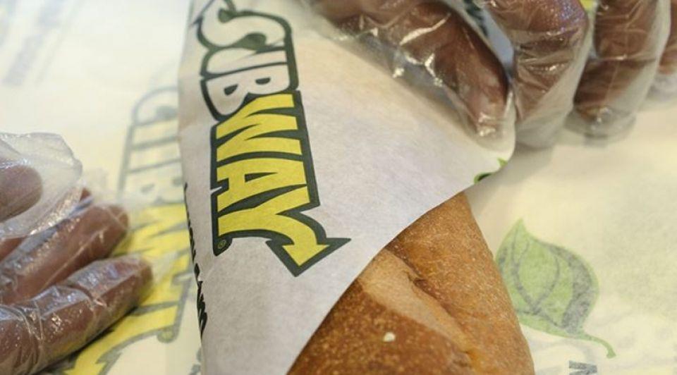 Subway broodje