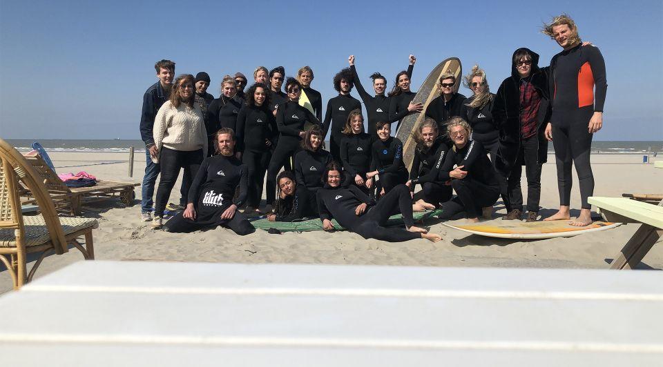 Surf shack team strand ondernemen zomer