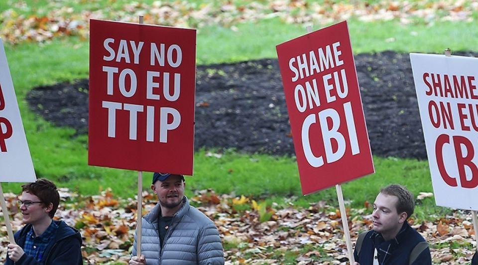 TTIP Amsterdam