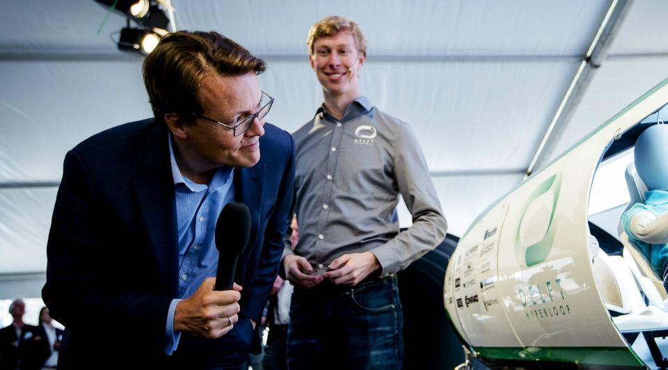 Tata Steel Royal IHC Hardt hyperloop Elon Musk