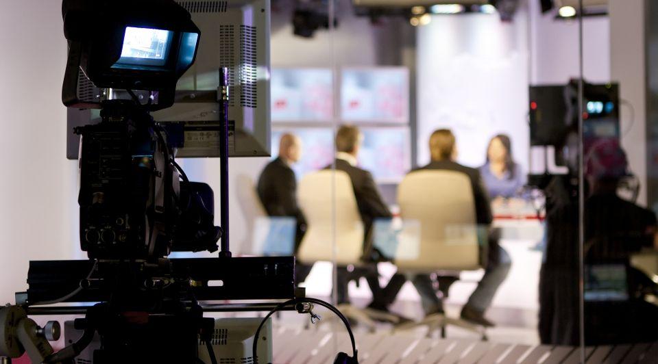 Televisiekamer Televisieomroep Thinkstock