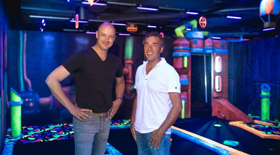 The Maxx amusementscentrum prijzen Veenendaal landelijke prijs FEC award Eric Achterberg Peter Snijders