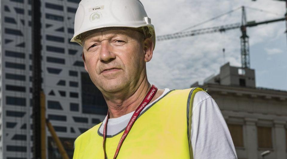 Ton Arendonk bouw aow leeftijd alarm