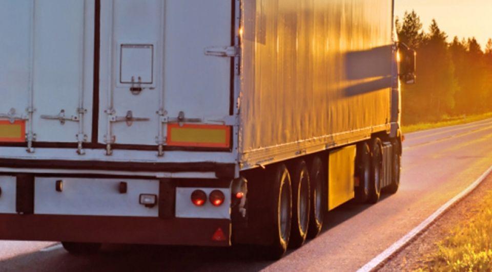 Transport vrachtwagen 1