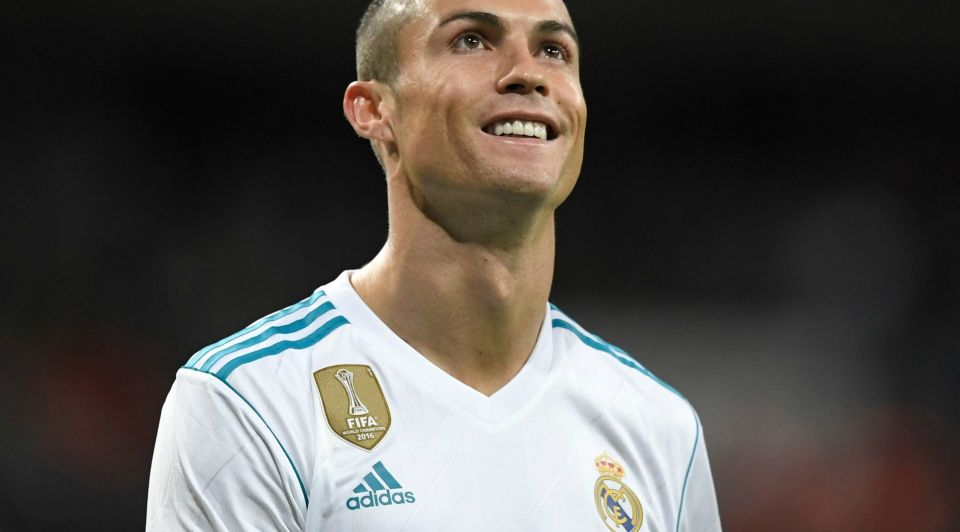 UEFA Champions League Cristiano Ronaldo Ziggo