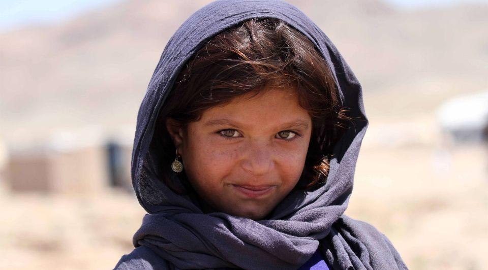 UNICEF business buddies meisje afghanistan