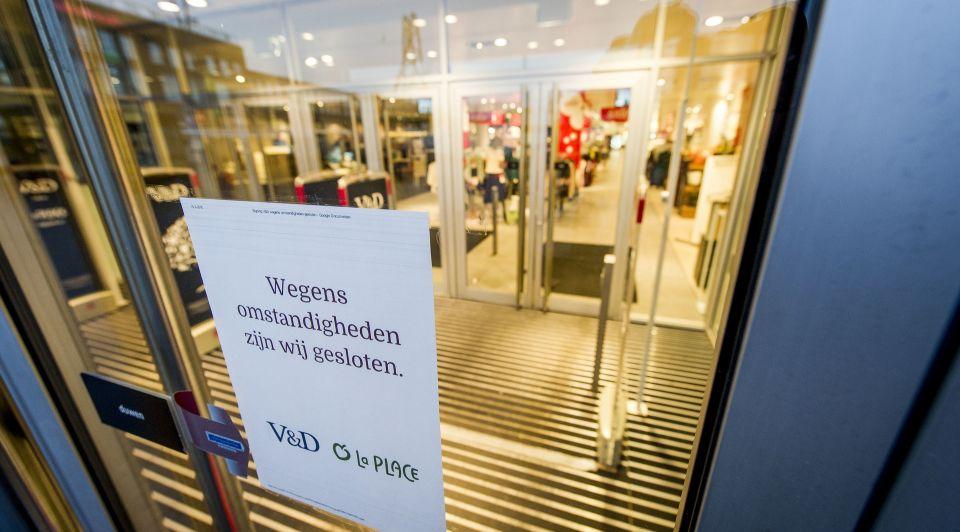 VD gesloten Emiel Muijderman
