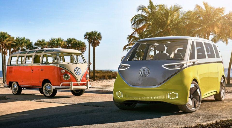 VW idbuzz 1