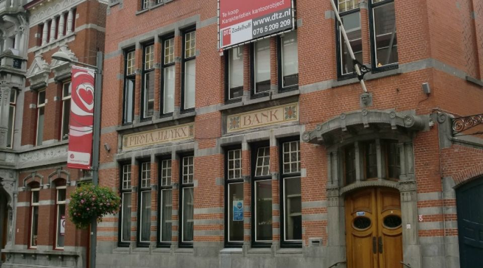 Van Lanschot leegstand Roosendaal