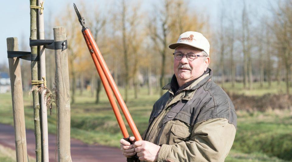 Van den Berk Kwekerijen Pieter