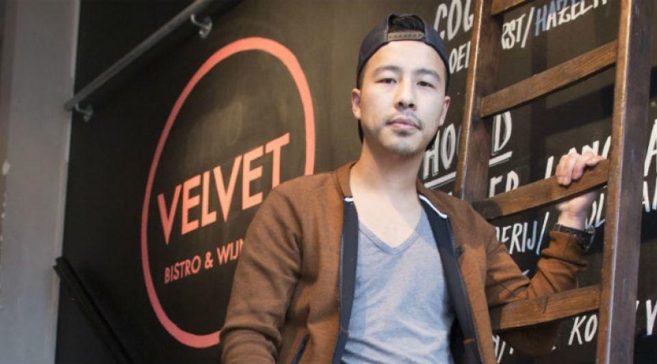 Velvet Arnhemse culinaire autodidact met Chinese roots Jin Hu Arnhem