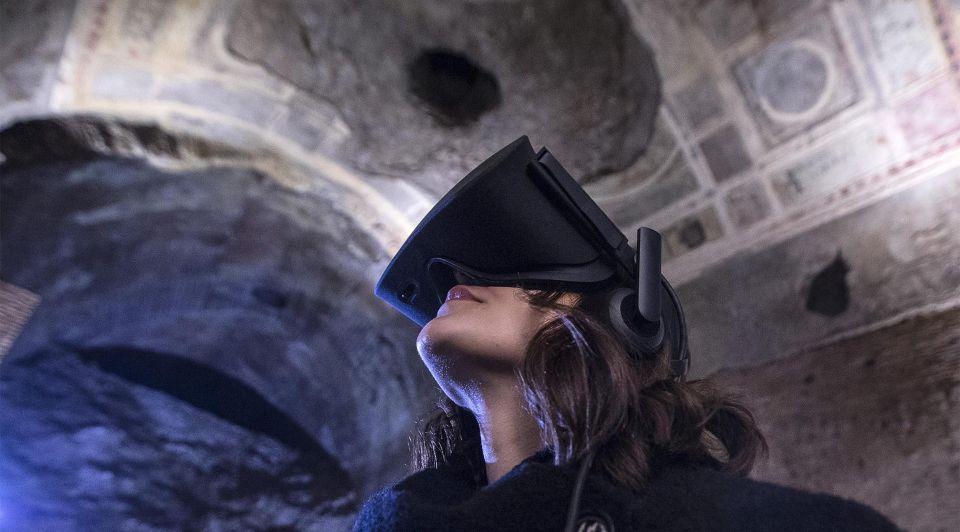 Virtual Reality deondernemer