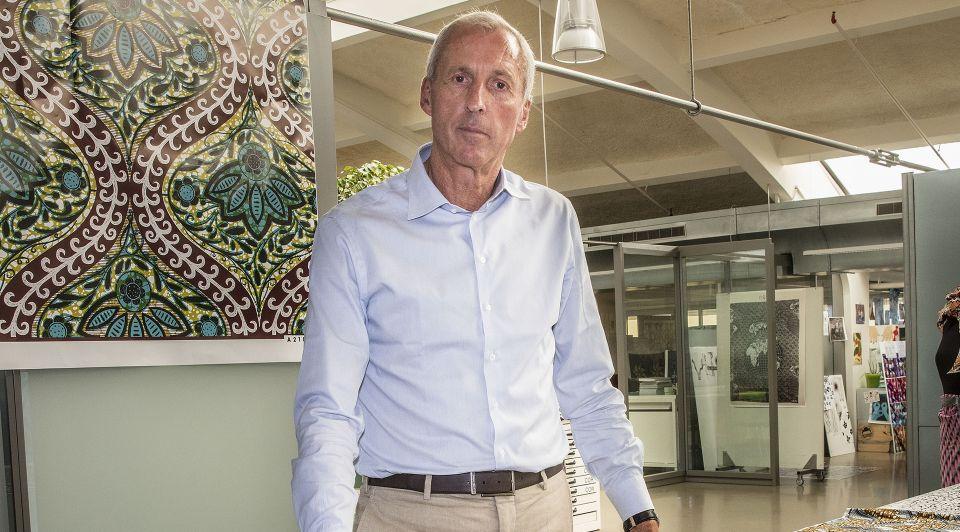 Visco directeur David Suddens in Helmond