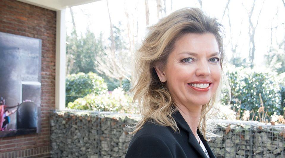 Vivienne van Eijkelenborg zakenvrouw van het jaar difrax
