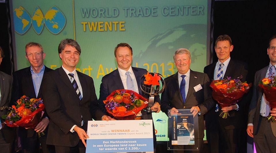 WTC export award