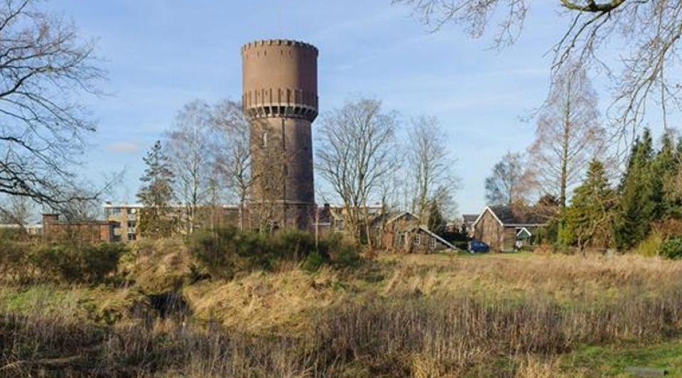Watertoren toekomstig Watertorenpark Christian van der Meij