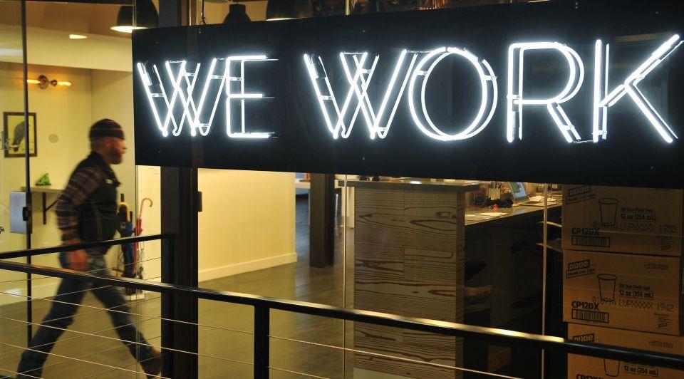 We Work Kantoor