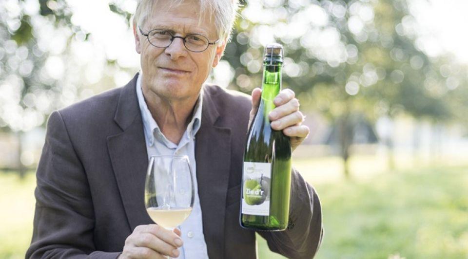 Wijnimporteur Jan Herbrink
