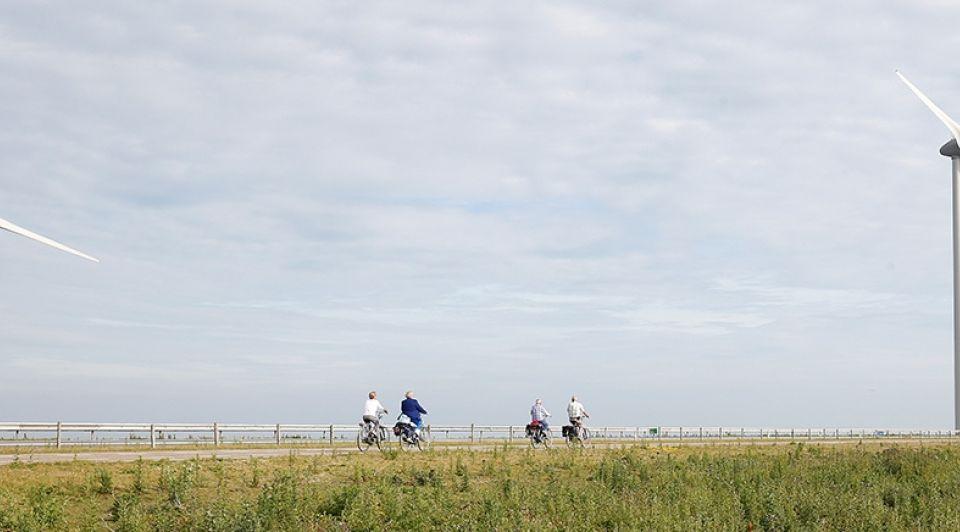Windmolens Twente