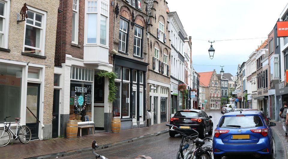 Winkelstraat Haagdijken Breda retail