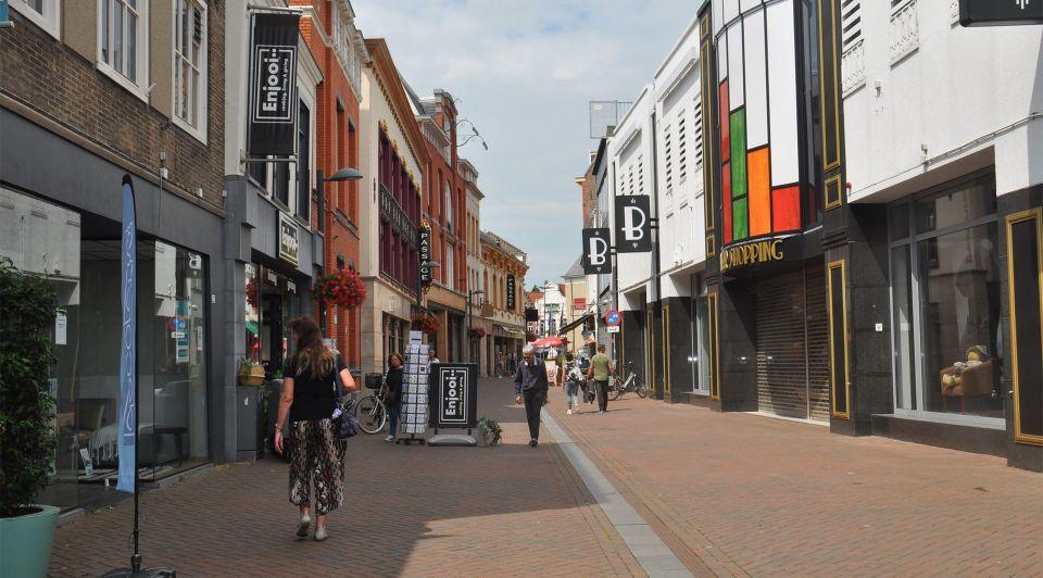 Winkelstraat zaterdag leegstand Roosendaal