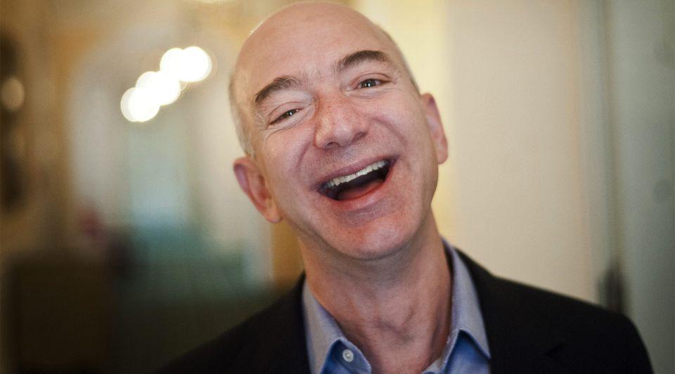 Amazon jeff bezos books