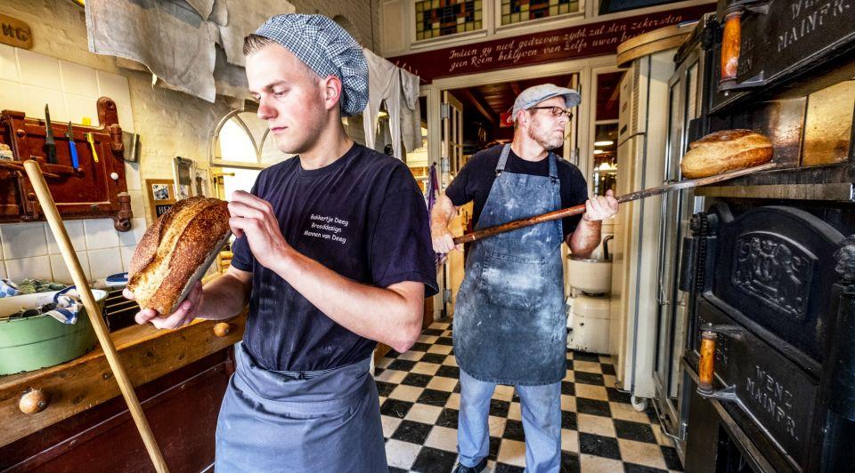 Ambachtelijke bakker met uitsterven bedreigd