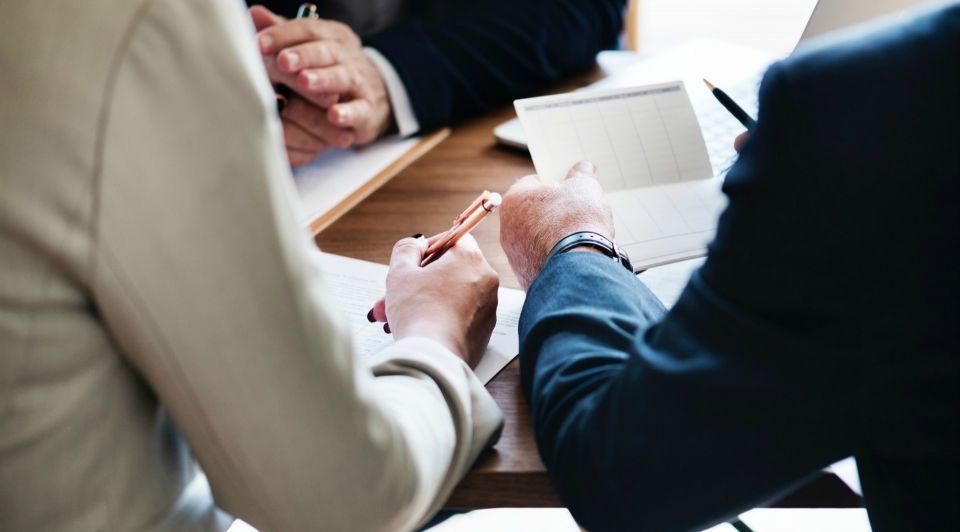 Bank banking financiering ondernemer