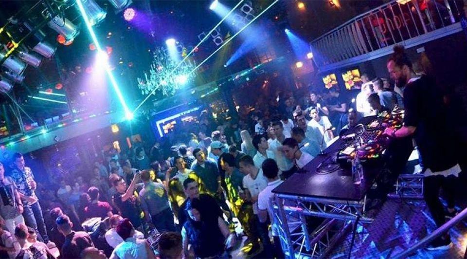 Beek beste discotheek mondial