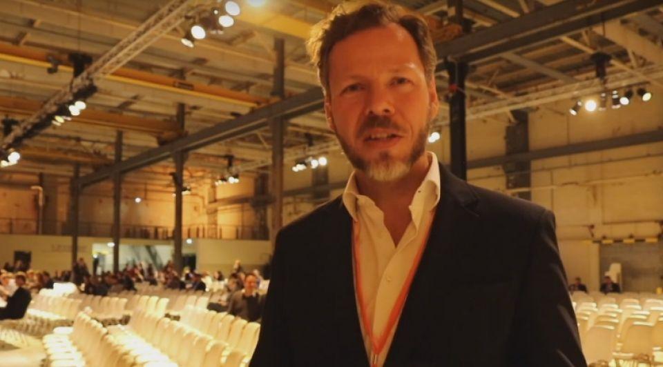 Ben tiggelaar week van de ondernemer eindhoven inspiratie keynote speech